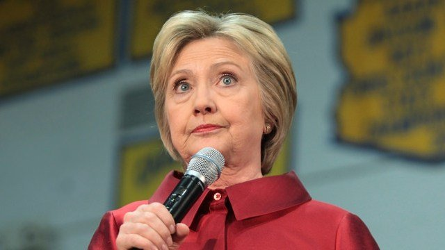 Not going after Comey 'was a mistake': Clinton