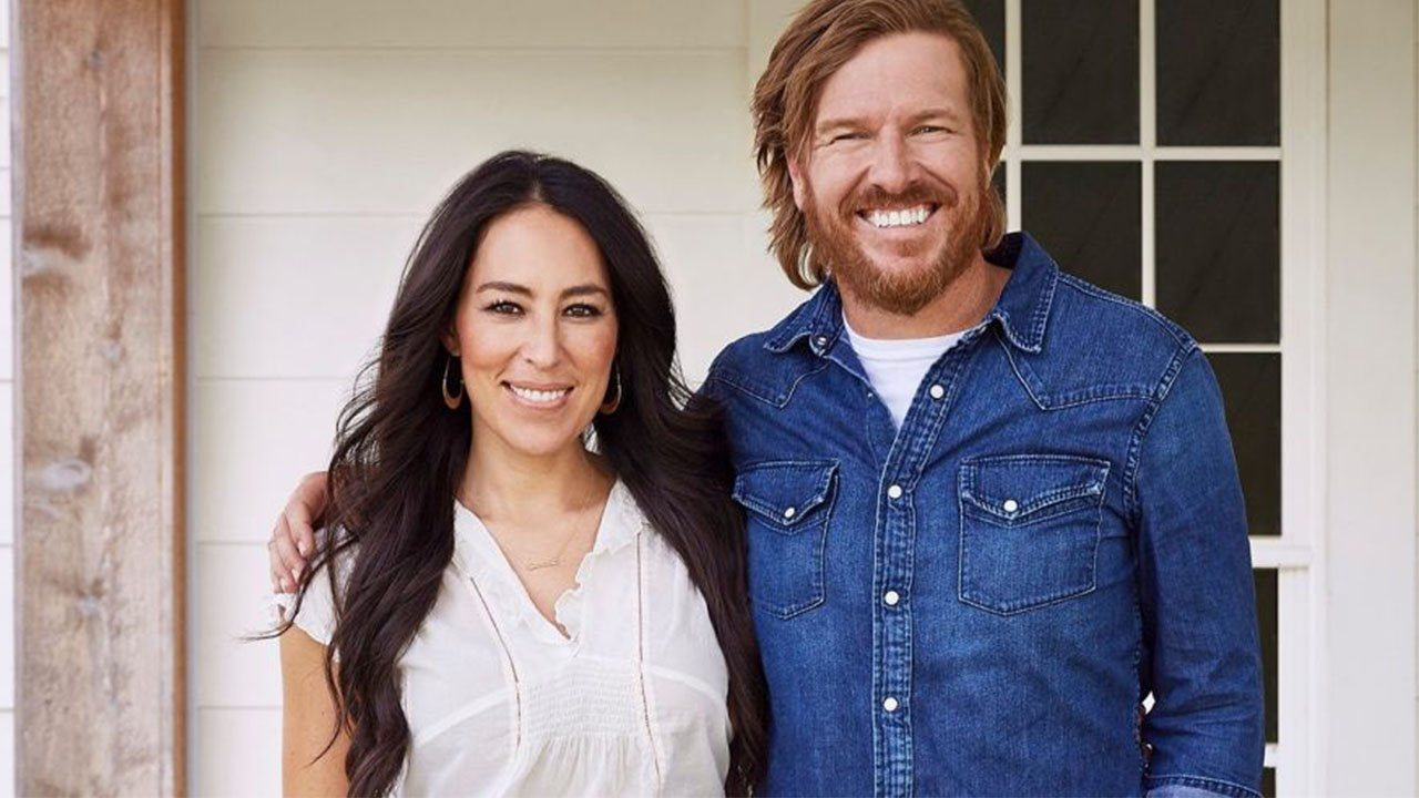 Chip and Joanna Gaines of HGTV's Fixer Upper announce partnership with Target