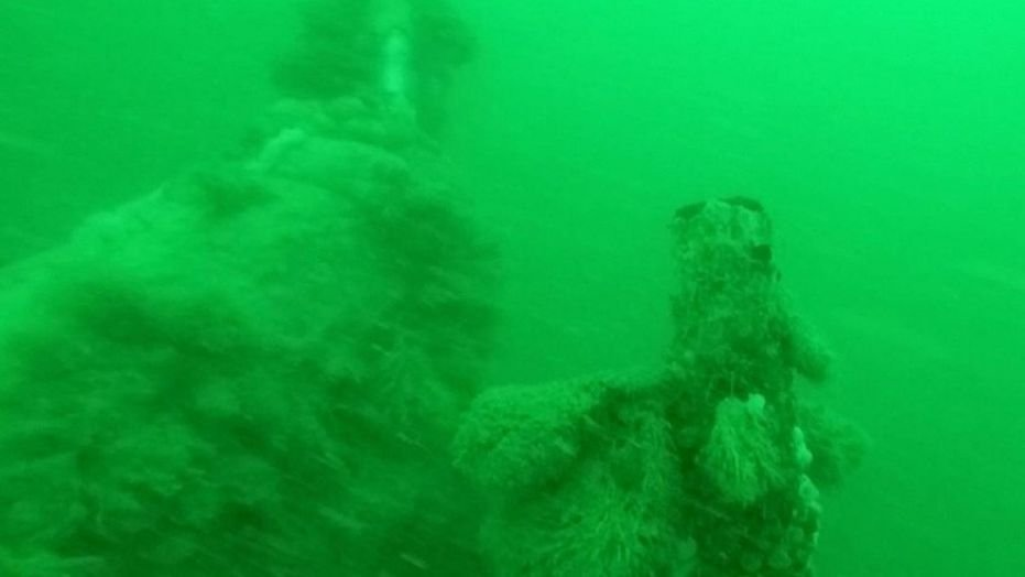 Wreck Of WW1 U-boat Found Off Belgium