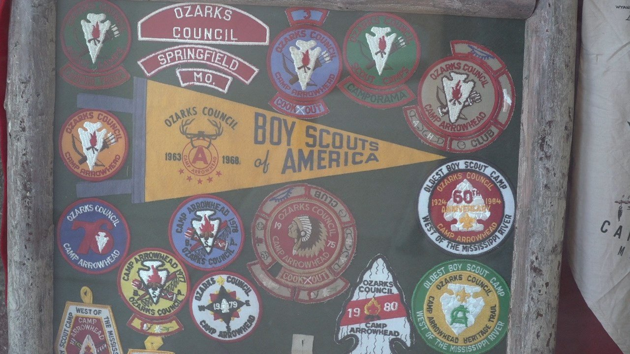 No boys for Girl Scouts in area