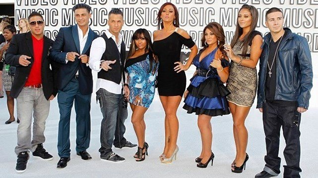 Jersey Shore's original cast returns to TV for Family Vacation