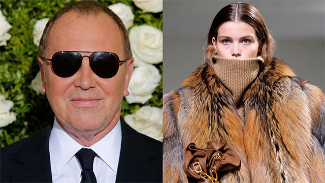 Michael Kors and Jimmy Choo pledge to go fur