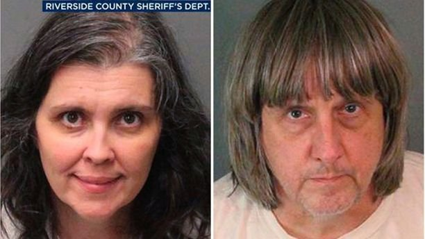 David and Louise Turpin plead not guilty: Abuse of 13 children detailed