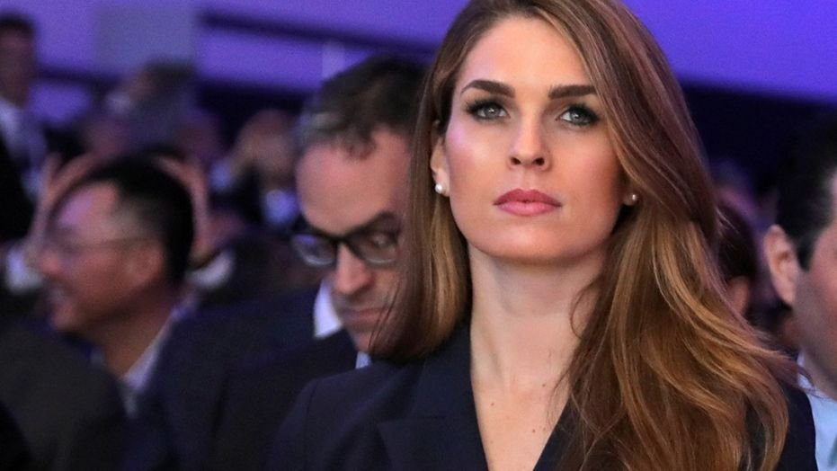 Hope Hicks Acknowledges She Sometimes Tells White Lies for Trump
