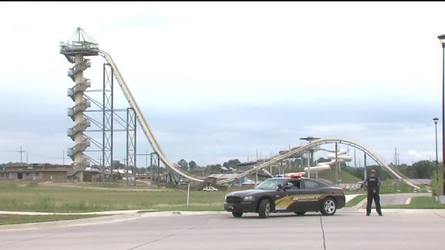 Kan. water park operator promises to fight criminal charges aggressively