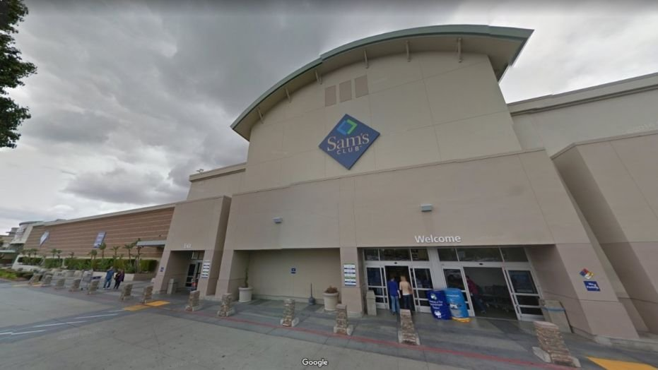 California Explosives Detonate at Sam's Club Store